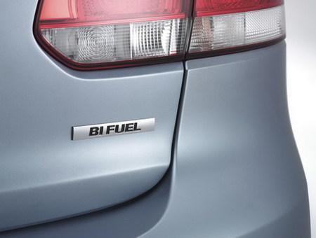 Volkswagen Golf Bi Fuel