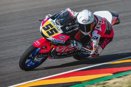 Romano Fenati Moto3 Alemania 2019