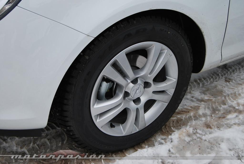 Foto de Opel Corsa 2010 (presentación) (29/37)