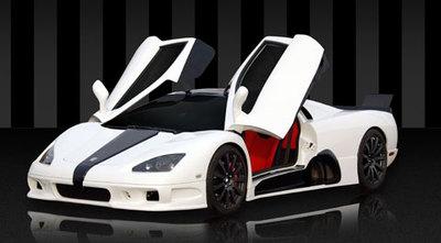 SSC Ultimate Aero EV, el superdeportivo eléctrico