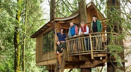 Docurealities que nos atrapan: (XXXIX): 'Mi casa en un árbol'