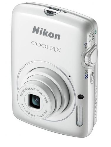 Nikon Coolpix mini camera