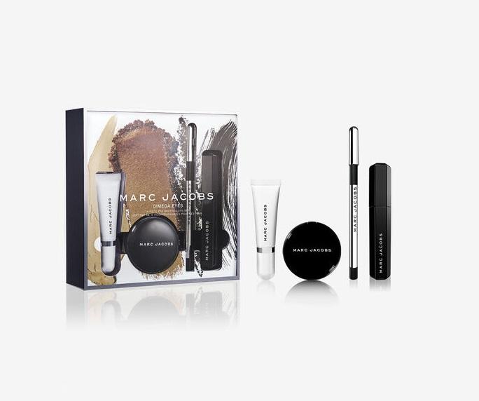 Pack de maquillaje para ojos O!Mega Eyes de Marc Jacobs