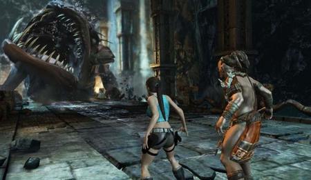 Los retos en los puzles de Lara Croft and The Temple of Osiris en su nuevo diario