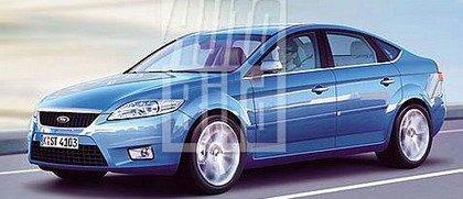 ¿Cómo será el Ford Mondeo 2007? El turno de AutoBild