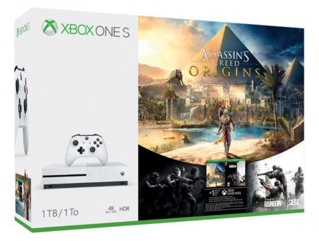 Assassin S Creed Origins Xbox One S Pack