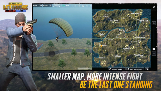 What your mobile may not PUBG? Then expect PUBG Mobile LITE version