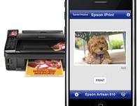 Epson iPrint, imprime tus fotos directamente desde el iPhone y el iPod Touch