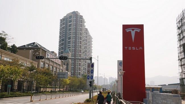 Tesla China Fabrica