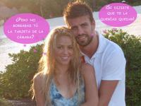 ¿Queréis ver a Shakira y Piqué retozando en vídeo? ¡Y quién no!