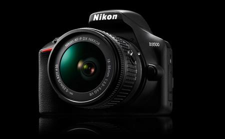 Nikon D3500: La nueva DSLR de iniciación de la casa llega con un look renovado pero sin novedades internas