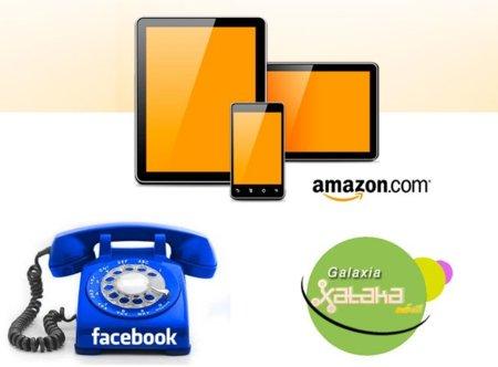 Amazon, Facebook y su posible incursión en el terreno de la telefonía móvil. Galaxia Xataka Móvil (del 21 al 27 de noviembre)