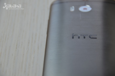 HTC One M8 análisis diseño