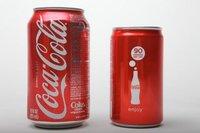 Coca Cola mini en contra de la obesidad