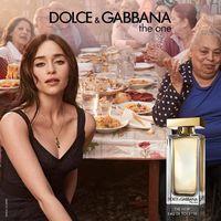 Adiós al invierno, Emilia Clarke y Kit Harington se pasan a la verbena italiana de Dolce & Gabbana