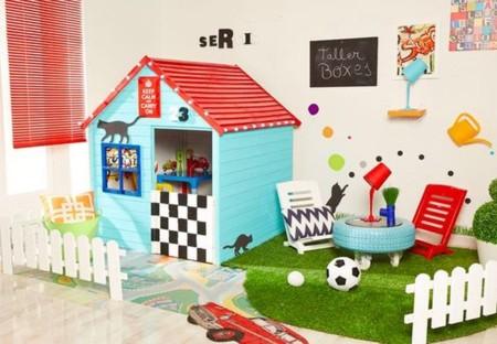 Una habitaci n para jugar y so ar ideas divertidas para - Juegos de organizar casas ...