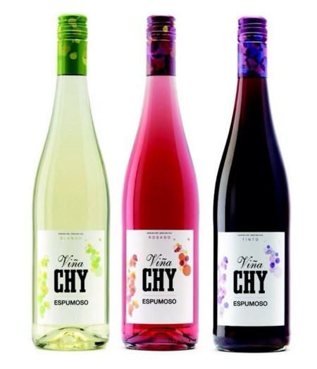 Y el agua se convirtió en vino con Viña Chy, lo nuevo de Vichy Catalán