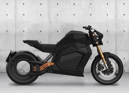 Verge TS, una alucinante moto eléctrica con potencia de 80 kW, par de 1.000 Nm y una rueda sin buje que recuerda a 'Tron:Legacy'