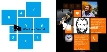 """Así iban a ser las """"tiles explosivas"""" del sistema 3D Touch de Windows Phone"""