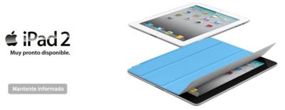 Vodafone incorporará al iPad 2 a su catálogo el 30 de septiembre, desde 299 euros