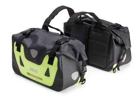 Bolsas laterales impermeables de alta visibilidad GIVI
