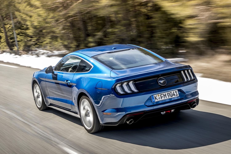 Foto de Ford Mustang 2018, toma de contacto (18/159)