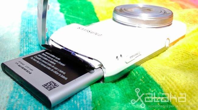 Samsung Galaxy S4 zoom - Batería