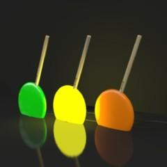 Foto 5 de 5 de la galería lamparas-lollipop en Decoesfera