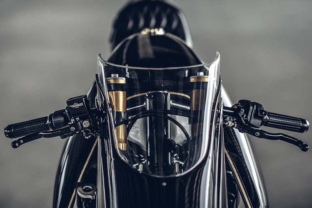 Foto de MV Agusta Ballistic Trident (9/10)