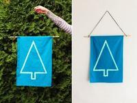 DIY fácil para Navidad, hecho con lejía