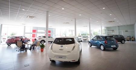 Nissan Leaf Concesionario