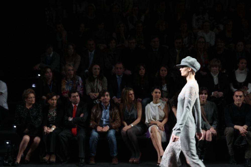Jesús del Pozo en la Cibeles Fashion Week Otoño-Invierno 2011/2012