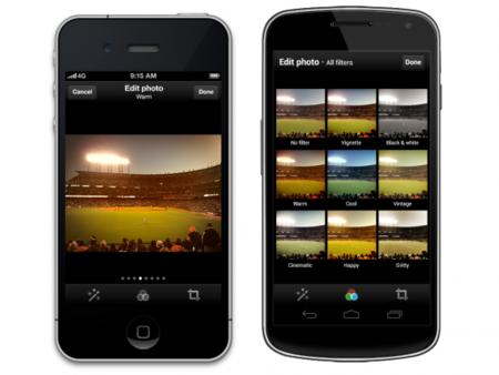 Twitter incorpora filtros y capacidades de edición de imágenes a sus aplicaciones iOS y Android