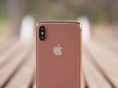 """Vuelve el rosa: aparecen imágenes de un supuesto iPhone X """"Blush Gold"""""""