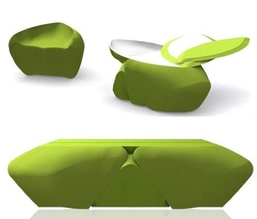 Foto de Lytta, una mesa con varias funciones (1/4)