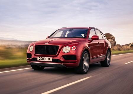 Bentley Bentayga 20000 Unidades Construidas 4