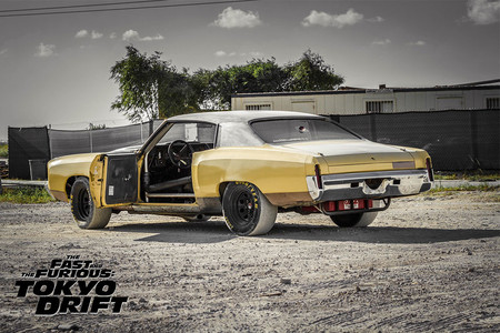 Chevrolet Monte Carlo De Fast And Furious Trasera