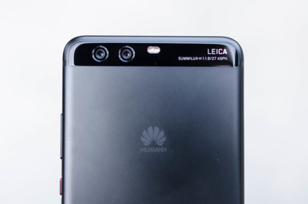 Huawei P10 Plus dual camera Leica