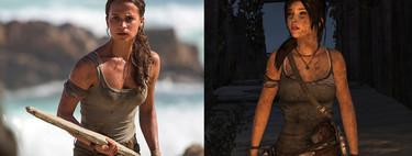 'Tomb Raider', las seis mayores diferencias entre la película y el videojuego