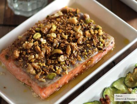 Salmon Costra