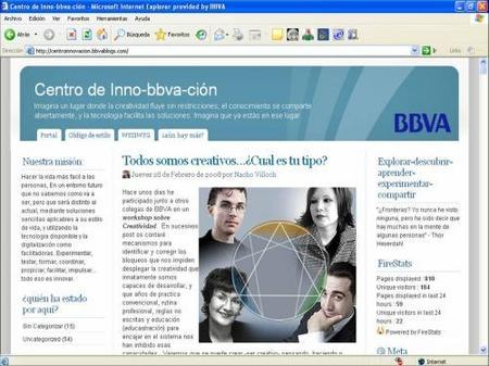 La innovación y sus nuevas herramientas: blogs y redes sociales