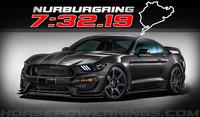 Rumore, rumore: el Shelby GT350R marca un 7:32 en Nürburgring Nordschleife
