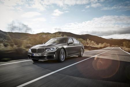 BMW registra en Estados Unidos el nombre de M7... y desata la maquinaria de rumores