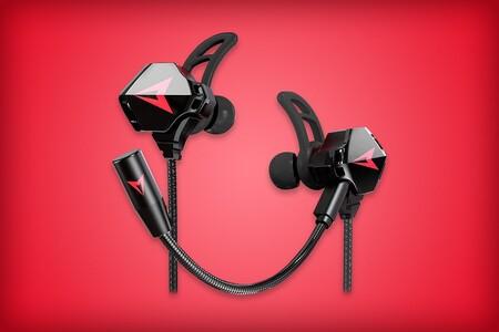 Audífonos con doble micrófono para gaming, las clases en línea y hasta el home office por tan solo 228 pesos en Amazon México