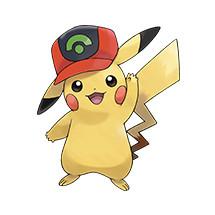 Pikachu Hoenn