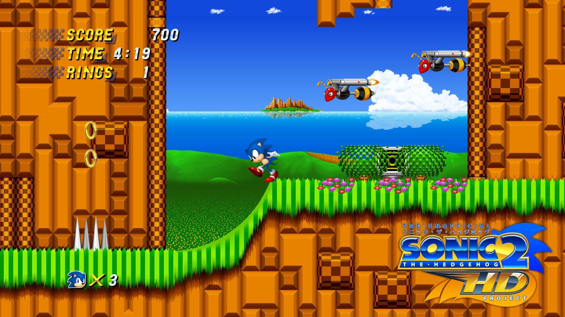 Foto de 280312 - Sonic 2 HD (5/5)