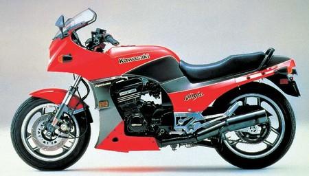 Kawasaki Gpz900r 84