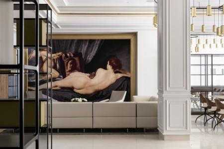 Gran Meliá Palacio de los Duques, un hotel inspirado en las obras de Velázquez