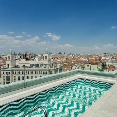 Madrid estrena hotel: Room Mate Macarena. Y su terraza (con piscina) va a causar furor este verano