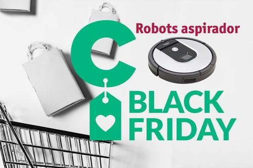 Las mejores ofertas del Black Friday 2018 de Amazon en robots aspiradores